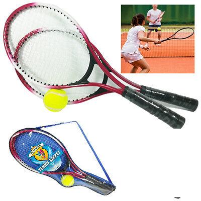 Schläger Gericht + Ball Sorgerecht Beach-tennis Spielzeug Kinder Geschenk 319