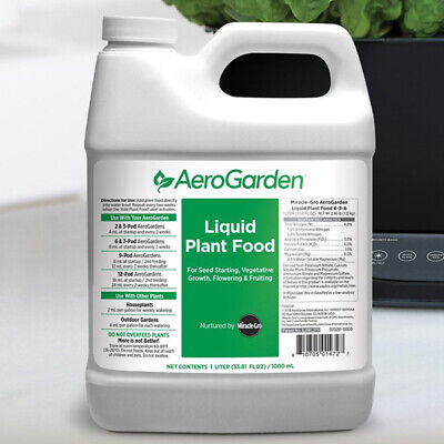 AeroGarden Hydroponic 1 Liter Liquid Plant Food Nutrients for sale  Shipping to South Africa