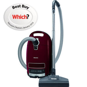 Miele Complete C3 Cat and Dog Powerline Vacuum Cleaner - 2 year warranty
