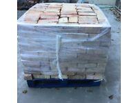 Pallets Of Reclaimed Belfast Brick