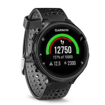 Garmin Forerunner 235 GPS Running Watch & Activity Tracker - Black