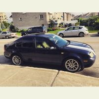Jetta 2000 2.0, Full Equip, Leather, AC, VERY CLEAN 1,999$