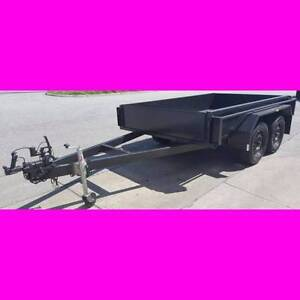 9x5 tandem trailer local made heavy duty 2000kgs atm new Clayton Monash Area Preview