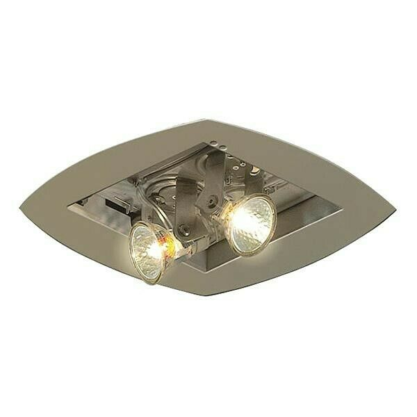 Isolite MIGN-25-LC-UN Ceiling/Wall/Fully Recessed MountEmergency Light