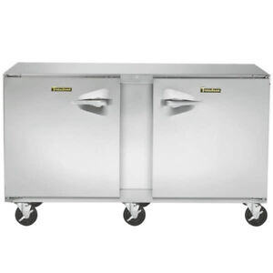 "Traulsen 60"" Undercounter Fridge"