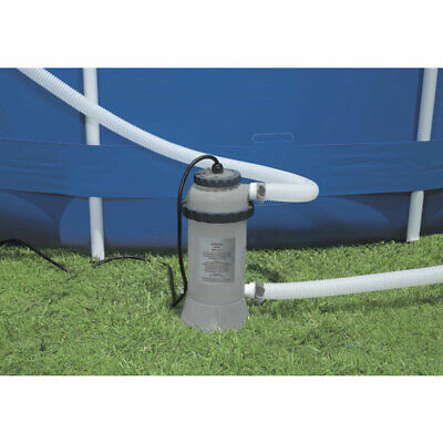 INTEX Electric Pool Heater Pump 2.2Kw For Above Ground Pools UpTo 15ft