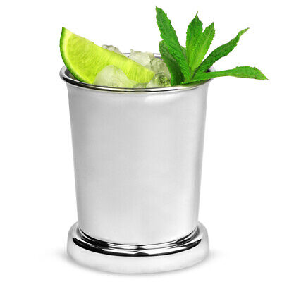 Stainless Steel Julep Cup 14oz / 400ml - Mint Julep Cocktail Cup, Cocktail Cup