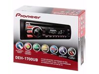 BRAND NEW BOXED PIONEER CD PLAYER NEVER USED