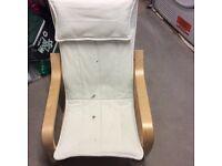 IKEA poang children's chair