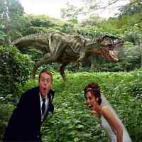 Green Screen for your Wedding...