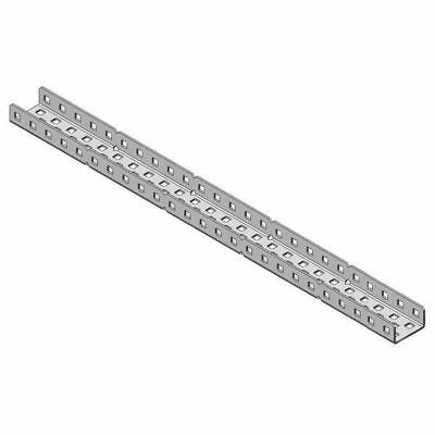 Vex Aluminium C-channel 1x2x1x25 Pack 6