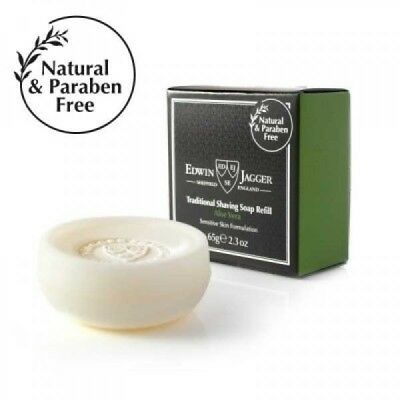 Edwin Jagger Shaving Soap Sandalwood | Aloe Vera | Limes & Pomegranate - Edwin Jagger Aloe