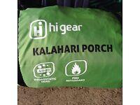 Hi gear kalahari porch (also works with Freedom Trail Eskdale 10)