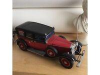 Limited Edition Franklin Mint 1935 Mercedes Benz 770K Supercharger