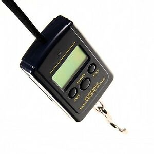 20g 40Kg Pocket Digital Scale Electronic Hanging Luggage Balance Weight