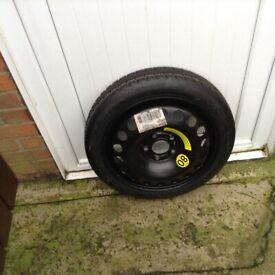 Brand New Space Saver Wheel