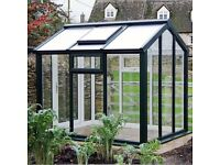 UPVC greenhouses