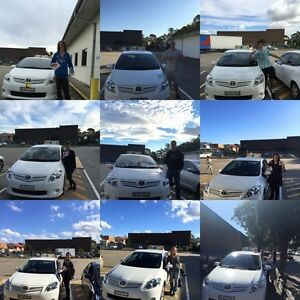 Driving Test Car Hire Marrickville Marrickville Area Preview