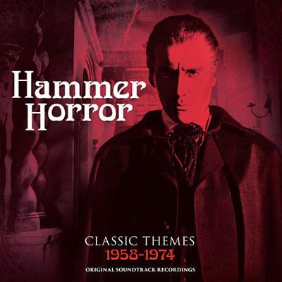Hammer Films Horror Classic Themes 1958 1974 Original Film Soundtrack Recordings