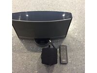 Bose portable sound dock as new