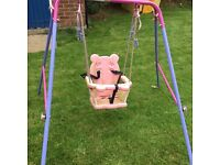 Baby first swing
