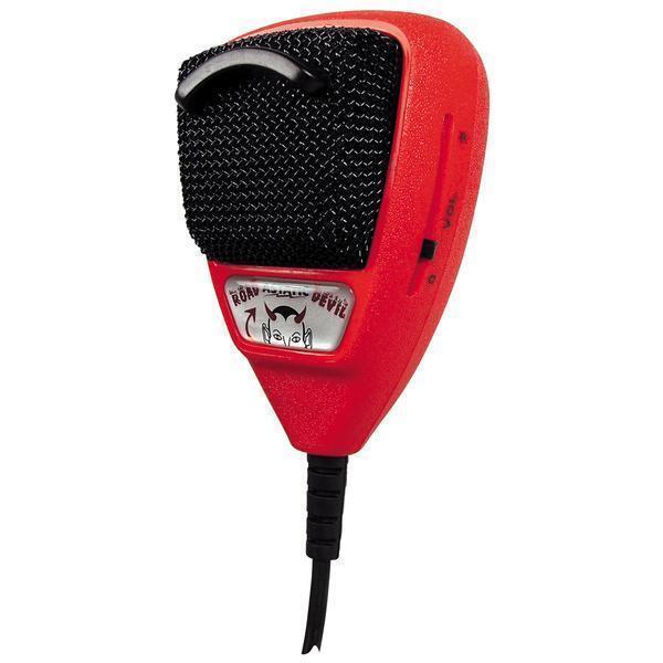 Noise Canceling POWER Mic CB/Ham Radio 4 pin Astatic RD104E-