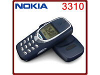 Nokia 3310 , New & Unlocked, Classic Phone, Will work in any Country