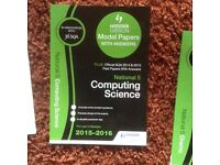 Nat 5 Computing Science past papers