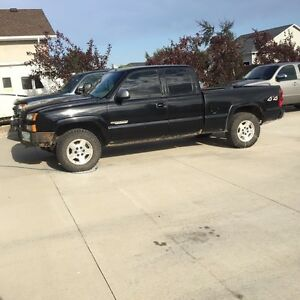 2004 Chevy Silverado open to offers