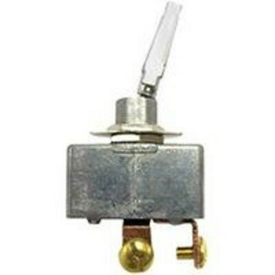 New Calterm 41770 Die Cast Heavy Duty On Off 35 Amp Toggle Switch 1904150