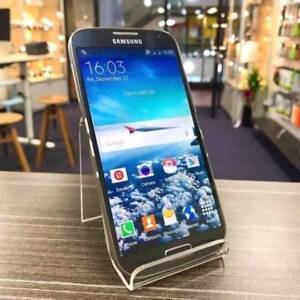 10/10 CONDITION SAMSUNG S4 16GB BLACK UNLOCKED WARRANTY INVOICE Pacific Pines Gold Coast City Preview