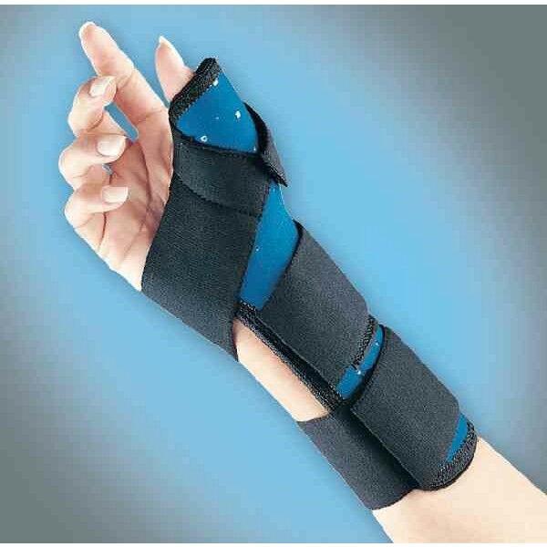 Fla Orthopedics Deluxe Thumb Splint Spica Wrist Brace - U...