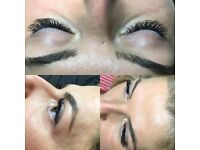 Eyelash extensions, volume lash, 1:1, 2D, 3D , Hollywood, Russian Volume, beauty
