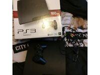PlayStation 3 160gb slim