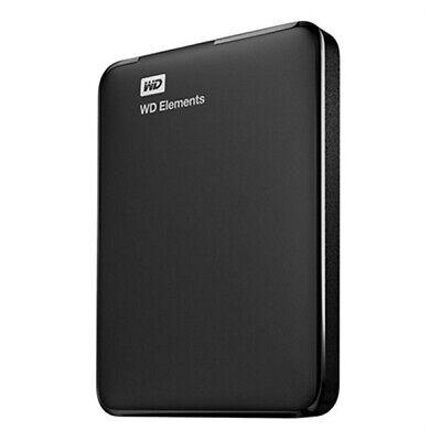 S0211276 493123 Disque dur Western Digital WD Elements Portable WDBUZG0010BBK-WE