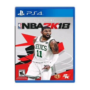 NBA 2K18 and madden 18 video game for PS4 video game system $30