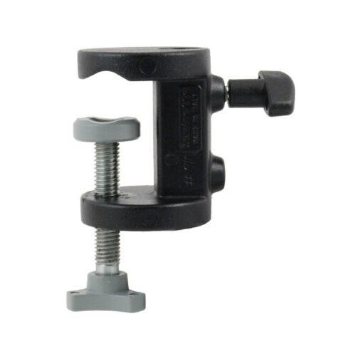 Manfrotto 171 Mini Clamp for Pipes from 0 3/16-1 3/8in Serrefine Tube Super