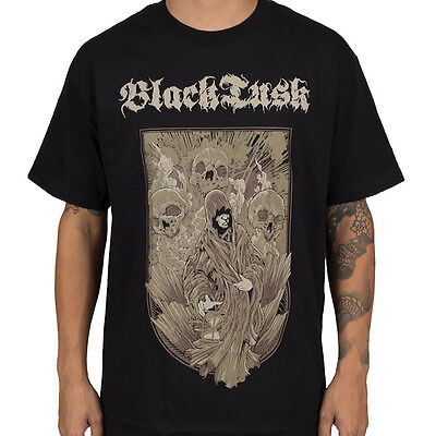 Black Tusk   Skulls   T Shirt S M L Xl 2Xl Brand New Official Shirt