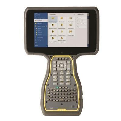 Trimble Tsc7 Field Controller Data Collector W Scs900 Site Controller Software