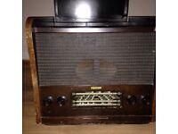 Ferguson record/radio player