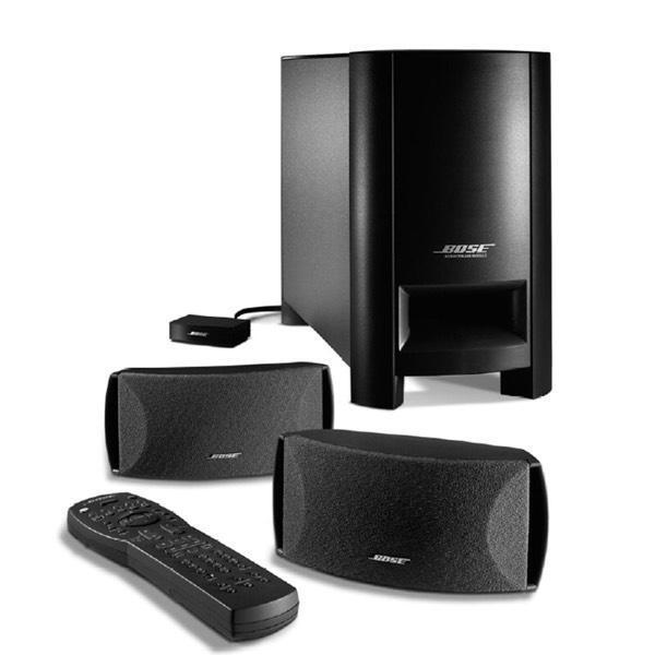 bose cinemate series ii speakers in hoxton london gumtree. Black Bedroom Furniture Sets. Home Design Ideas