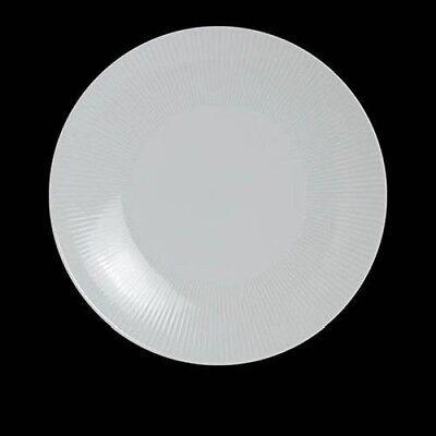 Sonata Rene Ozorio White Coupe Plate 11-34