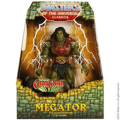 MEGATOR Erstauflage Masters of the Universe Classics MOTU MOTUC NEU *RAR* online kaufen