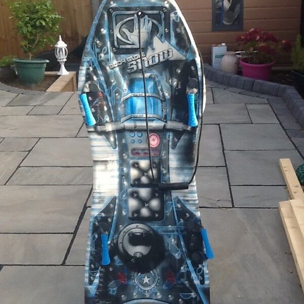 BODY GLOVE SNOW SLEDGE (WINTER IS ON ITS WAY)