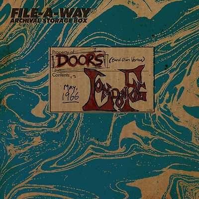 THE DOORS - LONDON FOG 1966 VINYL LP+CD NEU