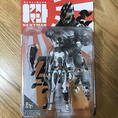 1000toys Real Head Nextman Synth Fusion Blister RxH Realhead Figure Toy Japan
