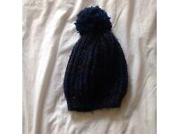 Winter woolly hat