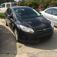 2014 Ford Focuscert e-test waranty8900ptax wefinance