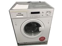 Brand New Hoover HWB814DN1 Integrated 8kg 1400rpm Washing Machine-ST239