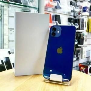 iPhone 12 128G Blue NEW REPLACEMENT MODEL Warranty Tax Invoice
